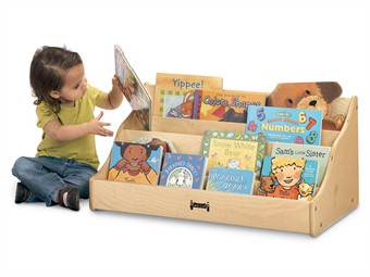 Jonti-Craft Tiny Tots Pick A Book Stand
