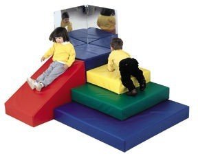 Toddler Pyramid Play Center