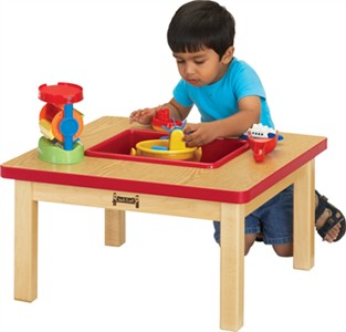 Jonti-Craft Toddler Sand & Water Sensory Table