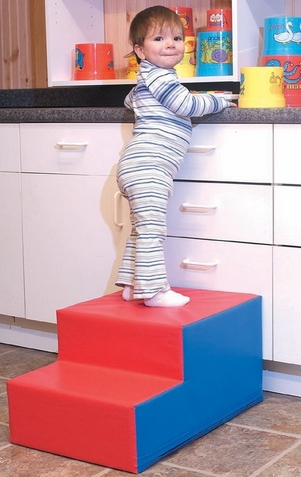 Toddler Soft Step Stool