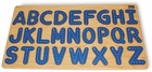 Traceable Uppercase Wooden Alphabet Puzzle