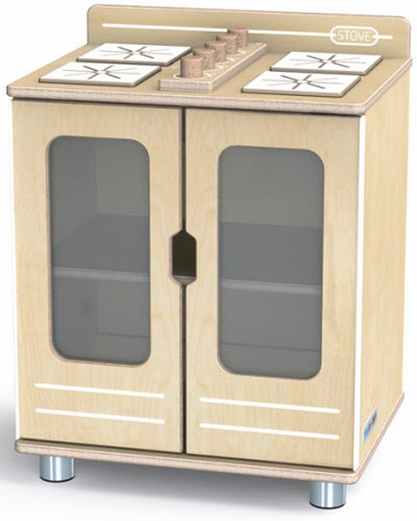 Truemodern Play Kitchen Stove