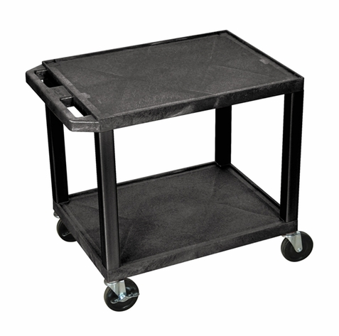 Tuffy Black Utility Cart