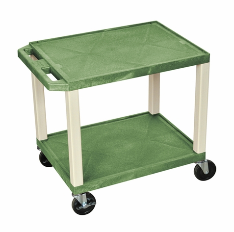 Tuffy Green Utility Cart
