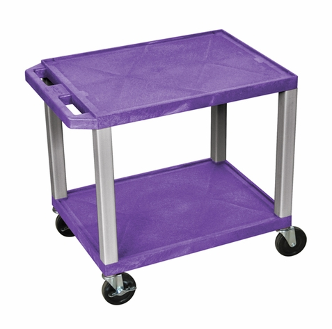 Tuffy Purple Utility Cart
