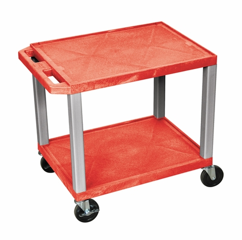 Tuffy Red Utility Cart