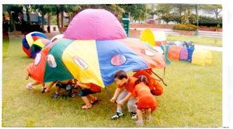 UFO Kids Parachute - Out of Stock