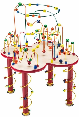 Anatex Ultimate Fleur Rollercoaster Table - Out of Stock