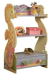 Under the Sea Kids Book Shelf