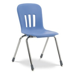 Virco Metaphor Stack Chair - Free Shipping