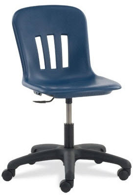 Virco Metaphor Mobile Stack Chair