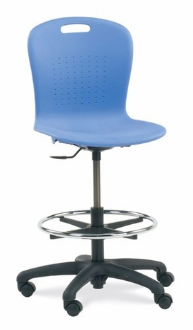 Virco Sage Adjustable Lab Chair