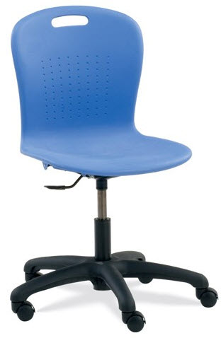 Virco Sage Adjustable Task Chair - Free Shipping