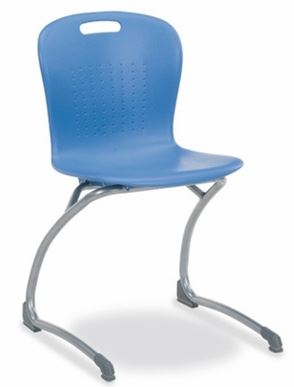 Virco Sage Cantilever Chair