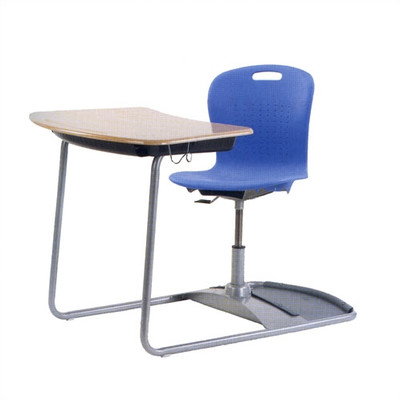 Virco Sage ErgoCombo Desk/Chair Combo