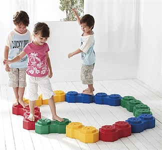 Weplay 12 Piece Octagon Creative Block Set