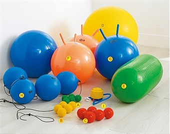 Weplay 25 Ball School Set