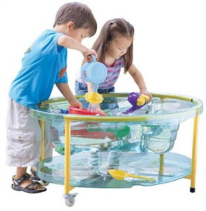 Weplay Clear Sand and Water Table
