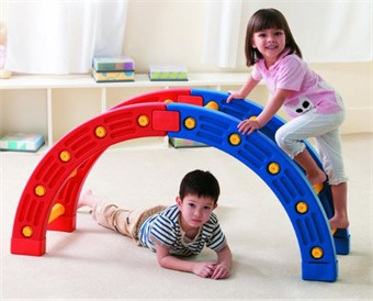 Weplay Go Go Balance 2 Piece Set Arch Toy