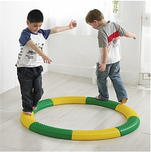 Weplay Tactile Curve Path Set of 8