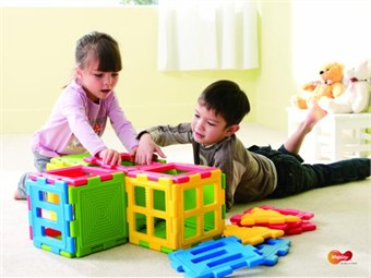 Weplay We-Block Minis Set of 56