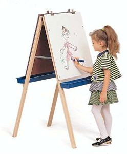 Whitney Brothers Double Sided Easel