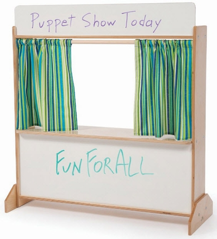 Whitney Brothers Deluxe Puppet Theater - Out of Stock