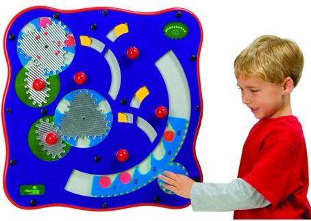Wondergear Activity Wall Toy