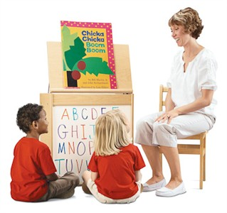 Young Time Furniture Big Book Easel