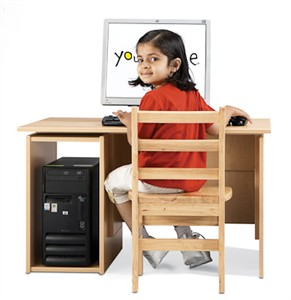 Young Time Furniture Computer Table