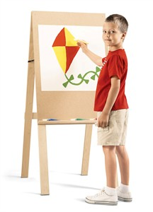 Young Time Furniture Single Sided Easel