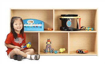 Young Time Furniture Two Shelf Storage