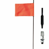 5150 Whips - Daytime Whip With Flag - FREE SHIPPING
