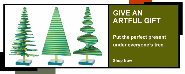 Give An Artful Gift