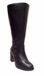 Alexis Super Plus Wide Calf� Boot (Black)