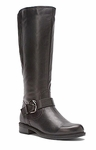 David Tate Women's Abby Extra Wide Calf Boot (Brown)