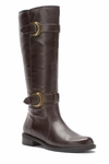 David Tate Women's Brandi Extra/Super Wide Calf� Boot (Brown)