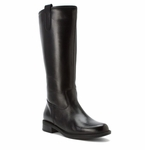 David Tate Women's Bree Super Plus Wide Calf� Boot (Black)
