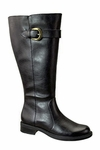 David Tate Women's Harper Extra/Super Wide Calf�  Boot (Black)