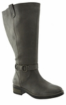 Dylan Women's Super Plus Wide Calf&reg Leather Riding Boot (Brown)