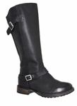 Emily Super/Super Plus Wide Calf� Boot (Black)
