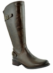 Jaden Super Plus Wide Calf&reg Boot (Brown)