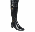 NatSidney - WIDE CALF Boot by Naturalizer (Black)