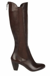 Naturalizer Women's Etton Wide Calf Boot (Brown)