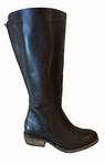 Olivia Super Plus Wide Calf� Boot (Black)