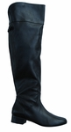 Ros Hommerson Women's Beth Super Wide Calf™ Over-the-Knee Boot (Black)