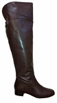 Ros Hommerson Women's Beth Super Wide Calf™ Over-the-Knee Boot (Brown)