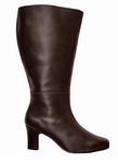 Ros Hommerson Women's Ilana Extra Wide Calf Boot (Brown)