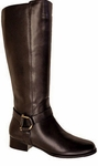 Ros Hommerson Women's Jenny Extra Wide Calf Boot (Brown)