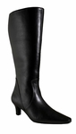 Ros Hommerson Women's Lori Extra Wide Calf Boot (Black)